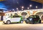 Se Smartem Electric Drive je větší zábava, než si myslíte. Vyzkoušeli jsme jej ve Francii