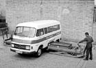 Mercedes LE 306 (1972-1977): Už tehdy měl Mercedes elektrickou dodávku