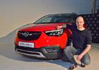Opel Crossland X v Česku: Osahali jsme si crossover s technikou PSA!