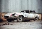 Vrak Jaguaru E-Type: I v takovém stavu přijde na šílené peníze!