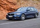 Nové BMW 5 Touring jde do prodeje. Kolik stojí?