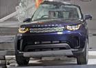 EuroNCAP 2017: Land Rover Discovery – Poprvé za pět hvězd