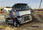 Přídavné pohony předních kol: Optitrack od Renault Trucks