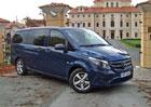 Mercedes-Benz Vito Tourer L 119 CDI: Silák