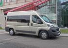 Peugeot Boxer Minibus L2H2: Osm pohodlných