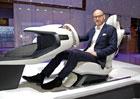 Nová XC60 bude autem pro řidiče, tvrdí viceprezident Volva