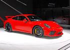 Porsche 911 GT3 nabídne šestistupňový manuál a rovných 500 koní