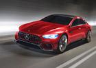 Mercedes-AMG GT Concept: Krásný dárek k padesátinám