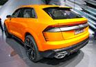 Audi Q8 Sport Concept: Q8 ve sportovním