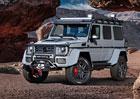 Brabus 550 Adventure 4x4<sup>2</sup> je pěkně luxusní dobrodruh