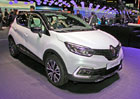 Renault Captur: Facelift ve stylu Kadjaru