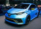 Renault Zoe e-sport: Ostrý elektrický hatchback s geny formule E