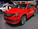 Škoda v Ženevě: Facelifty, větší medvědí rodinka a nový motor