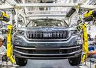 Škoda Auto začala montovat Kodiaq na Ukrajině