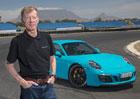 Porsche připomíná významné jubileum Waltera Röhrla výstavou