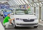 Škoda naděluje: Zaměstnanci dostanou rekordní bonus!