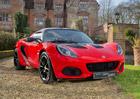 Lotus Elise Sprint neváží ani 800 kilogramů. Cena už tak slavná není