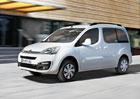 Citroën E-Berlingo Multispace jako rodinný elektromobil s dojezdem 170 km
