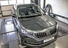 Škoda Kodiaq: První tuning pro SUV. O kolik se zvýší výkon dvoulitru TDI?