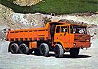 Tatra 813, která se proslavila jako Kolos a Drtikolka, vyjela před 50 lety
