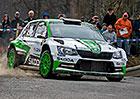Valašská rallye po 1. etapě: Kopecký s přehledem vede