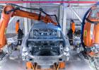 Výrobu vozů Audi A4 a A5 narušil nedostatek součástek