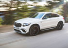 Mercedes-AMG odhaluje GLC 63. Sportovní SUV má osm válců a 476 koní