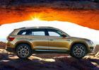 Škoda Kodiaq pro Čínu není stejná jako u nás. Má hnědý volant a jiné motory (+videa)