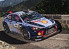 Rallye Korsika v cíli: Neuville je čtvrtý vítěz