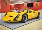 Kreisel Evex 910e vypadá jako slavné závodní Porsche, ale je to elektromobil!