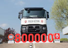 Renault Trucks vyrobil již 800.000 vozidel v Bourg en Bresse