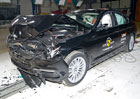 Euro NCAP 2017: BMW 5 -  I přes problémy kolenního airbagu s pěti hvězdami