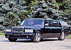Tuhle limuzínu Putin nechtěl. Teď unikátní ZiL 4112R může být váš! Za 24,6 milionu korun...