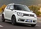 Suzuki Ignis na českém trhu: Základ za 240.900 Kč. A kolik stojí čtyřkolka?
