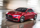 Mercedes-Benz Concept A Sedan je předzvěst nové generace kompaktů. Přijde i sedan?