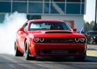 Dodge Challenger SRT Demon si došlápne na Bugatti Chiron. Bude mít 1500 koní!