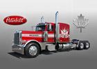 Peterbilt 389 Canadian 150th Anniversary Edition připomíná významný historický milník