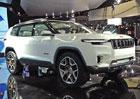 Jeep pracuje na konkurentovi pro Range Rover. Ukazuje ho koncept Yuntu?