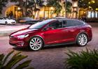 Tesla svolává Model S a Model X kvůli závadě parkovacích brzd