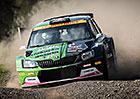 Racing21 na Rallye Šumava 2017: První den nahoru i dolů
