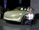Škoda Vision E na vlastní kůži: Bude stát jako naftová Octavia!