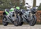 Energica Eva a Ego: Italské sportovní elektromotorky nabízejí vyšší výkon