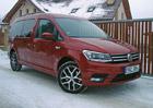 Volkswagen Caddy Maxi 2.0 TDI (1. díl): Prvních tisíc