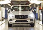 Nejprodávanější Švéd v druhé generaci. Volvo začíná vyrábět novou XC60