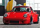 Radikální a úžasná úprava klasického Porsche 911 od DP Motorsport