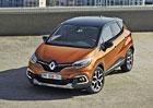 Modernizovaný Renault Captur má český ceník. Přijíždí i jako luxusní Initiale Paris