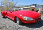 Nemáte zájem? Nejstrašnější přestavba Jaguaru E-Type je na prodej.