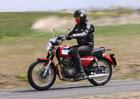 Je zpátky! Jawa 350 OHC: Testujeme legendu v novém provedení!