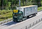 Kamiony budou v Německu jezdit po elektrických dálnicích. Už od příštího roku!