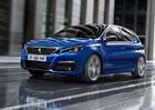 Peugeot 308 prošel faceliftem. Nabízí nový turbodiesel a osmistupňový automat